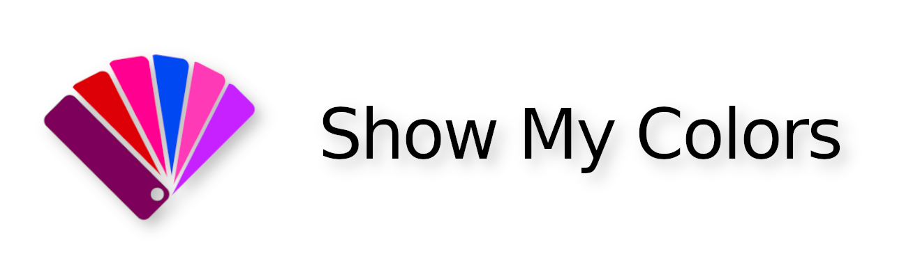 Show My Colors logo